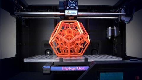 Las mejores impresoras 3D de 2014