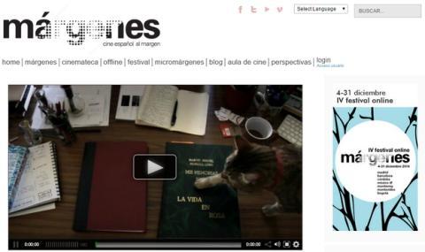 Películas online gratis en Internet Festival Márgenes