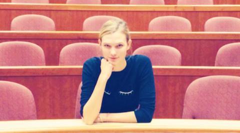 Karlie Kloss programacion