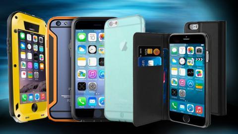 Las 7 mejores fundas y carcasas para el iPhone 6