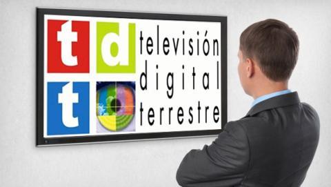 El apago de canales de la TDT no se producirá hasta abril