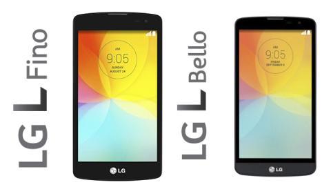 LG L Fino Bello