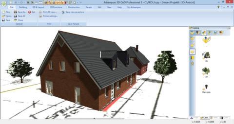 Ashampoo 3D CAD Professional 5
