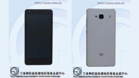 Desvelado el Xiaomi Redmi 2S o Red Rice 2S, planta cara al Moto G (2014).