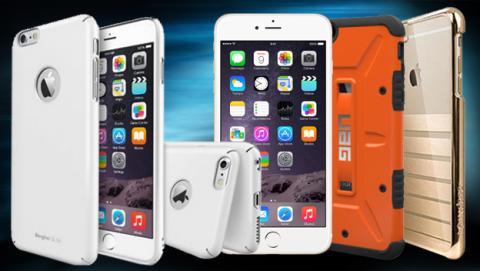 las 7 mejores fundas y carcasas para el iPhone 6 Plus