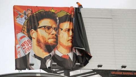 BitTorrent y Anonymous se ofrecen para distribuir la película La Entrevista de Sony Pictures, cancelada por amenazas de los hackers.