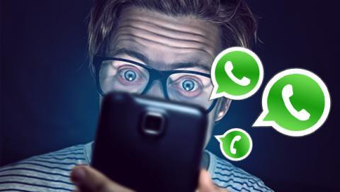 WhatsAppitis : adictos a WhatsApp