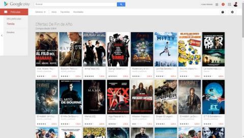 Google estrena las ofertas de Fin de Año en Google Play.