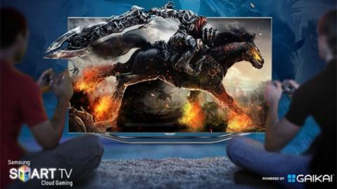 PlayStation Now llevará el juego online en streaming de las consolas PlayStation a las teles Samsung Smart TV en 2015.