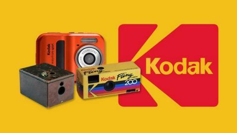 Kodak podría volver en 2015 con cámaras, móviles y tablets Android enfocados a la fotografía.