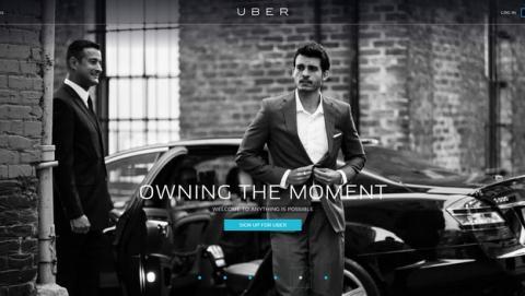 Un juez ordena cerrar la web de Uber en España.