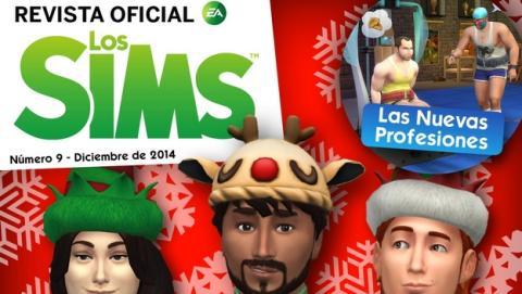 Descarga gratis la Revista Oficial de Los Sims Número 9 para smartphones y tablets iOS y Android.