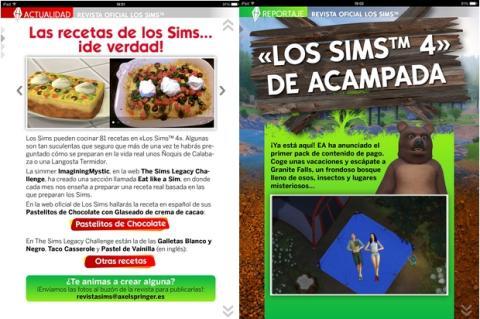 Revista Oficial Los Sims Número 9