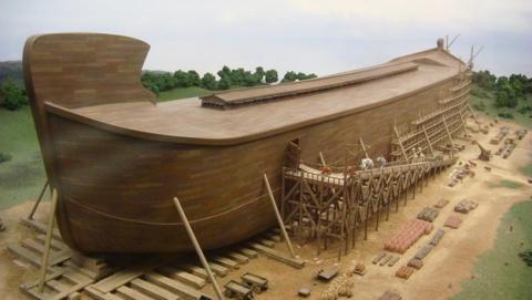 Rusia guardará el ADN de todos los seres vivos y extintos de la Tierra en un Arca de Noé.