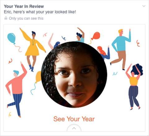 Facebook Resumen del Año 2014