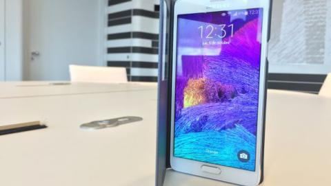 Anunciado Galaxy Note 4 LTE-A con Qualcomm Snapdragon 810