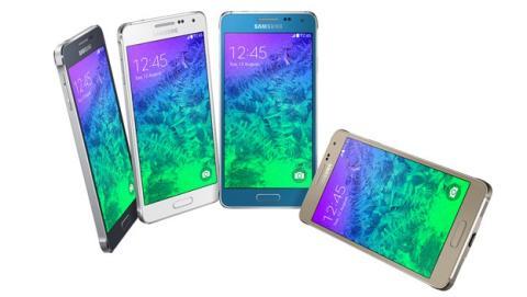 Samsung Galaxy Alpha podría ver su producción detenida