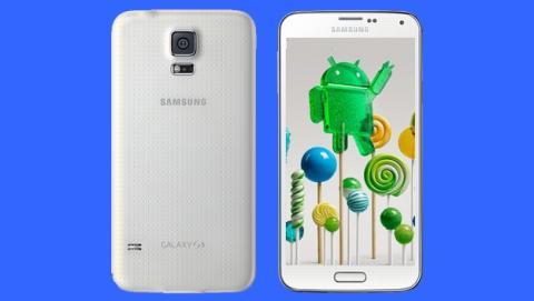 Ya puedes descargar Android 5.0 Lollipop para el Samsung Galaxy S5 en España.
