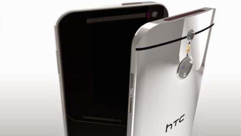 Diseño concepto HTC One M9
