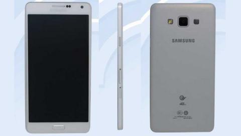 Samsung Galaxy A7: se filtran sus características