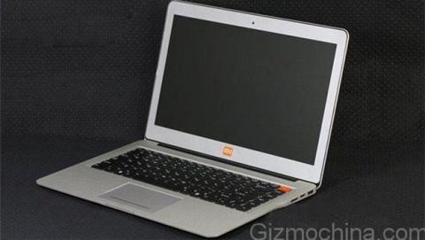 Develado el primer ordenador portátil de Xiaomi, el Xiaomi Mi Notebook. Fotos y características.