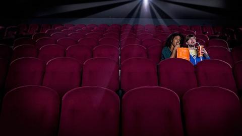 La venta de entradas de cine en 2014 cae a niveles de 1995 en Estados Unidos.