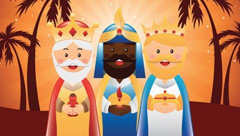 Apps y webs que acercan la magia de los Reyes Magos
