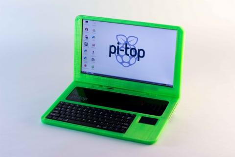 10 usos Blackberry Pi-top