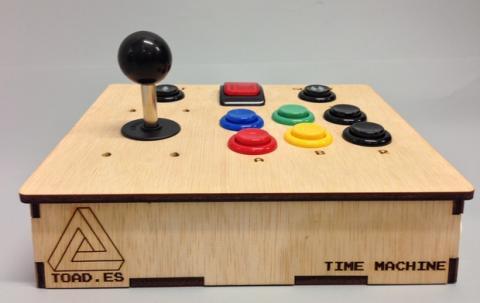 Time Machine Raspberry Pi