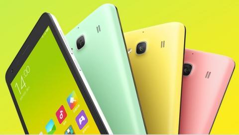Xiaomi Redmi 2 ya es oficial, con procesador de 64 bits y 4G: precio y características.