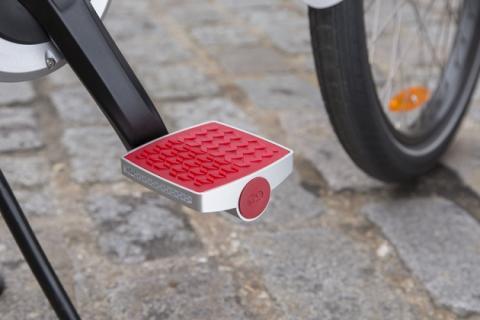 Pedal Inteligente de bicicleta