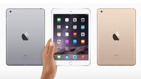 El futuro iPad Pro se deja ver en una fotografía filtrada