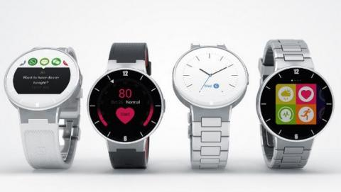 Alcatel OneTouch Watch, el smartwatch barato compatible con iOS y Android.