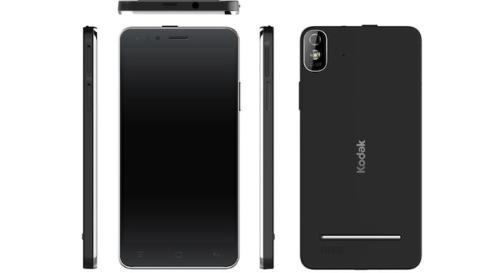 Nuevo smartphone de Kodak
