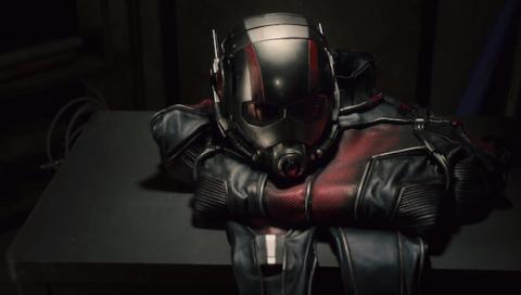 Primer trailer oficial de Ant-Man, nueva película de Marvel