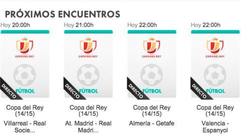 donde ver online Atlético Madrid Real Madrid