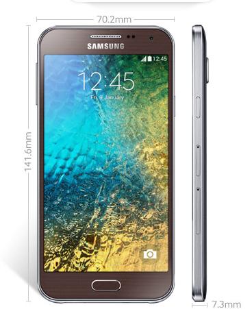 Smartphone Samsung Galaxy E5