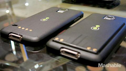 Llegan las baterías para móvil que se cargan en dos minutos