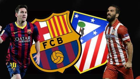 Barcelona Atlético de Madrid de Liga
