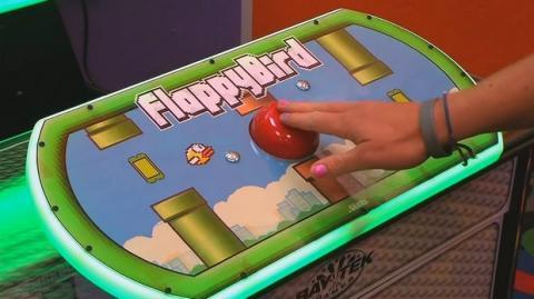 Recreativa Flappy Bird