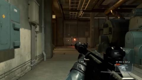 El MOD para jugar a Metal Gear Solid V en primera persona en PC.