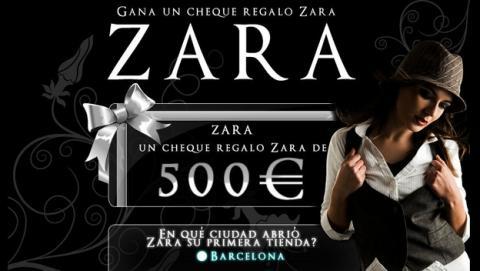El timo de las tarjetas de 500€ de Zara, Media Markt o IKEA inunda Facebook.