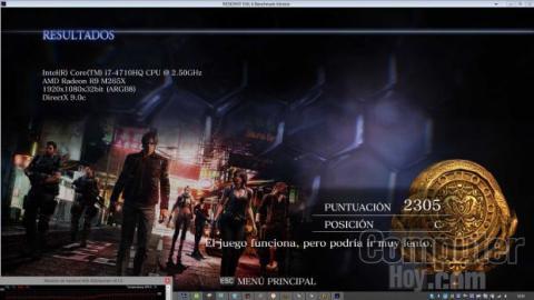 Resident Evil 6 benchmark