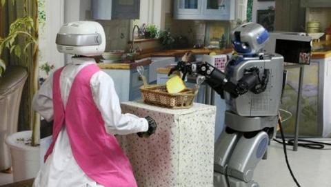 Robots para el hogar conectado