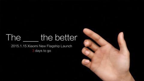 Xiaomi Mi5 ya tiene fecha de presentación