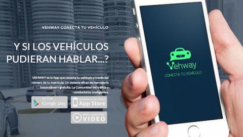 Vehway: llega el WhatsApp de los conductores