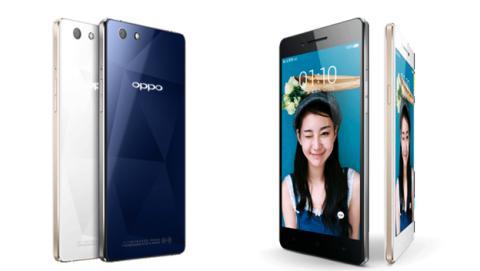 Oppo R1C presentado oficialmente
