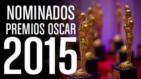 Nominados a Los Oscar 2015