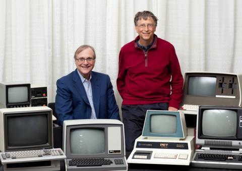 De 1975, a 2013. Pasa el ratón por encima de la imagen. Fotos: Forbes