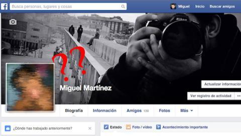 Nueva moda de Facebook: Compartir tu primera foto de perfil
